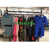China Mixed Size Used Winter Clothes New York Style Winter Dresses For Ladies on sale