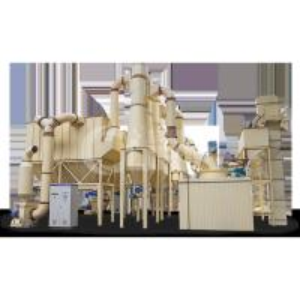 China Superfine Calcium Carbonate Powder Grinding Mill Machine on sale