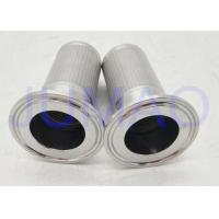 Quality Duplex Sintered Sintered Wire Mesh Filter Elements Easy To Wash High Mechanical Strength for sale