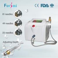 Quality 2016 factory hot sale skin lifting&wrinkle removal rf fractional microneedle machine for sale