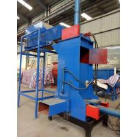 Quality Auto-packing machine press wood shavings into 20kg/ bag for sale