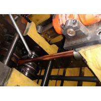 Three Roll Alloy Steel Cold Pilger Mill , Tube Copper Making Machines