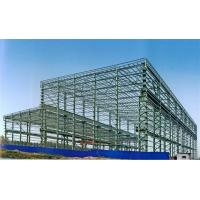 Quality Cost-effective Devisable Structure Steel Sheds For Cowshed, Horse Stable for sale