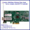 Quality 1000Mbps Gigabit Ethernet Single Port Server Network Adapter, SFP Slot*1, PCI Express x4, LC Fiber, Femrice 10001PF for sale