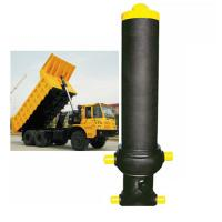 Buy Custom Single Acting Hydraulic Cylinder Stage Telescopic Lifting Dumper Tipper at wholesale prices