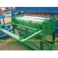 China Fully Automatic Combined Steel Metal Slitting Machine / Cutting Equipment Slitter Line on sale