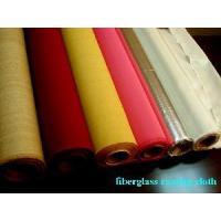 Quality Fiberglass Fabric with Coating for sale