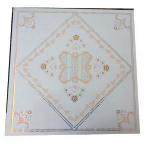 Quality PVC Film Small Business Ideas Vinyl Gypsum Ceiling Tile Laminating Machine for sale