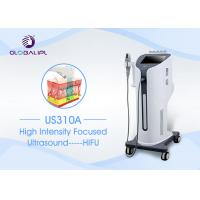 Quality Popular Hifu Machine Fast Wrinkle Removal Face Lift Double Chin Removal Body Shaping Machine for sale