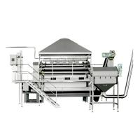 Quality Fully Automatic Cereal Production Line For Oatmeal Rice Powder Making for sale