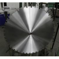 Buy cheap Wall Saw Diamond Saw Blades 760mm for refinorced concrete, 42segment , fast from wholesalers