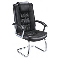 Quality High Back Metal Office Meeting Chairs Ergonomically Designed Fire Resistant for sale