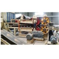 China fully automatic Wheat straw magnesium oxide  board production line on sale