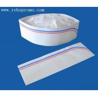 Quality Promotional ajustable paper chef hats for sale
