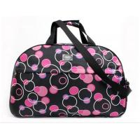 Lady Fashionable Tote Duffel Bag / Gym Duffel Bag 600D1200D1680D Polyester