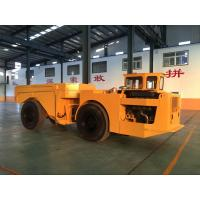 Buy cheap Update Design 15 tons Low Profile Dump Truck RT-15 for underground mining or project with wheels from Wholesalers