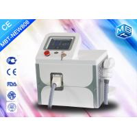 Buy cheap 808 nm Diode Laser Hair Removal Machine Permanent With 8.4 Inch Color LCD Touch Screen from Wholesalers