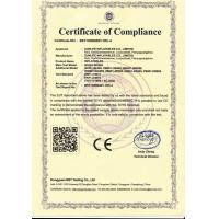 Guangzhou sunlife inflatables co.,ltd Certifications