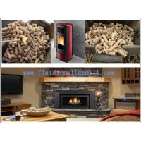 wood stove pellets
