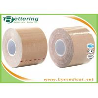 Sports Kinesiology Tape Kinesio Roll Cotton Elastic Adhesive Muscle Bandage Strain Injury Support Skin Colour