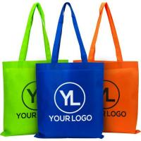 Quality Reusable Shopping Bags With LOGO Recyclable Custom Eco - Friendly Shopping Bag for sale