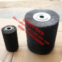 China Carbon Steel Roller Wire Brush on sale