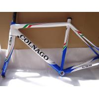 Quality Lightweight Carbon Road Bike Frame And Forks C59 , Full Carbon Fiber Bicycle Frameset for sale