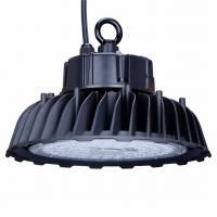 Quality Industrial Lamp UFO High Bay Light IP65 150W 200W 150lm/w PC Lens SAA Approved for sale