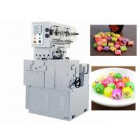 Quality Auto Forming And Double Twist Wrapping Machine For Candy Product In Shape Of Column And Square for sale