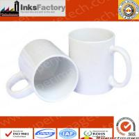 Quality White Mugs for Sublimation and Heat Transfer (SI-HC-MC2502#) for sale