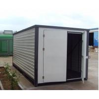 Quality prefab storage modular warehouse sandwich panel container houses for sale