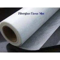 Quality Fiberglass Tissue Mat for Wall Covering for sale
