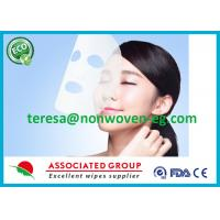Quality Pure Moisture Mask Sheet Needle Punched Non Woven Fabric Fit All Skin Types for sale