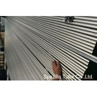 Quality 12mm stainless steel tube S31803 2205 Duplex Cold Rolled Stainless Steel Round Tube ASME SA789 For Heat Exchanger for sale