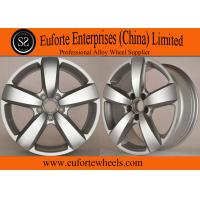 Buy cheap 17 Inch Silver Volkswagen Aluminum Off Road Wheels 7.0 Inch Width Standard from Wholesalers