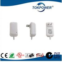 Quality White Power Adapter 5V 1A 5W  UK plug USB Wall Mount Power Supply Short-Circuit protection for sale