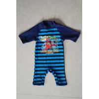 Quality 80%polyamide;20%elasthane baby's swimsuit for printed rash guard for sale