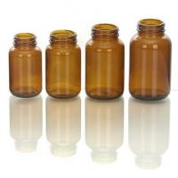 Quality 30ml, 50ml, 100ml Amber Glass Oil Bottles with Dropper For Comestic, Medical ISO, SFDA for sale