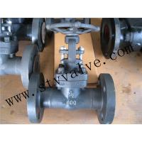 Buy cheap Forged steel Gate Valve weld flange from Wholesalers