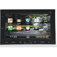 Quality Car DVD Player Opel Autoradio GPS Built-in Microphone for PEUGEOT 5008 for sale