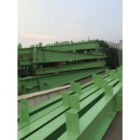 Quality Customized Green H Section Painting Structural Steel I Beam U Channel-Workshop for sale