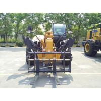 Quality Industrial Construction Telescopic Forklift Truck Forward Reach 12.6m , High Reliability for sale