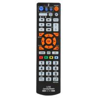 Buy cheap Infrared Learning Universal Remote Control For TV And Set Top Box 45 Keys Type from wholesalers