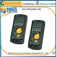 Buy cheap HANDY TEMPERATURE CALIBRATOR CA12E from Wholesalers