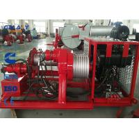 Buy cheap Hydraulic Puller Transmission Line Equipment Max Intermittent Pull 60kN from wholesalers