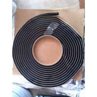Butyl Rubber Sealing Strip Warm Edge Spacer Insulated