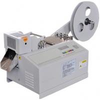 Quality automatic shoes webbing cutting machine(cold cutter) LM-615 for sale