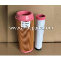 Buy cheap Good Quality Air Filter For MANN C14200 from wholesalers