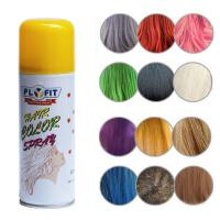 Quality Multi  Colors Temporary Gray Hair Spray , Waterproof Washable Hair Color Spray for sale