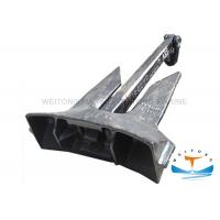 Quality AC - 14 HHP Type Marine Boat Anchors Casting Steel 75 - 25000kg Weight for sale